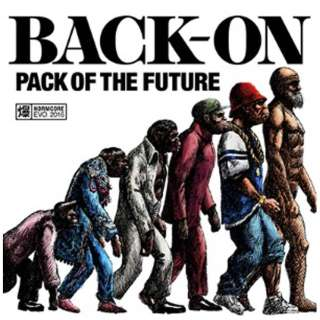 BACK-ON/PACK OF THE FUTURE(DVD付) 【CD】