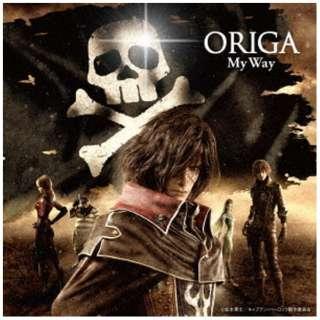 オリガ/MY WAY 【CD】