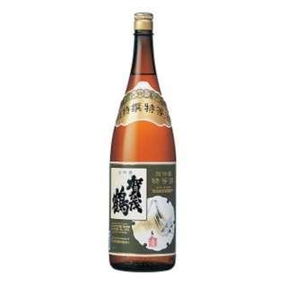 賀茂鶴 超特撰特等酒 1800ml【日本酒・清酒】