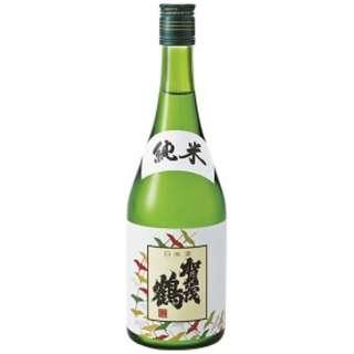 賀茂鶴 純米 720ml【日本酒・清酒】