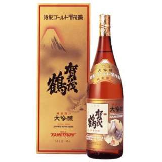 ゴールド賀茂鶴 1800ml【日本酒・清酒】