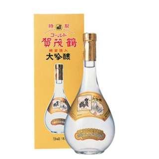 ゴールド 賀茂鶴 720ml【日本酒・清酒】