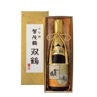 賀茂鶴 双鶴 720ml【日本酒・清酒】