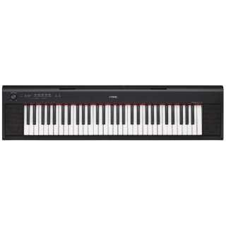 電子キーボード piaggero(ピアジェーロ) NP-12B [61鍵盤]