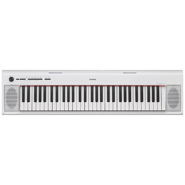 ヤマハ 電子キーボード piaggero NP-12WH 電子楽器