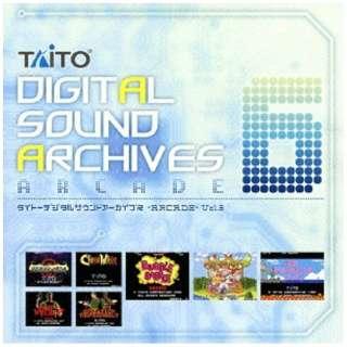 (ゲーム・ミュージック)/タイトーデジタルサウンドアーカイブス -ARCADE- Vol.6 【CD】