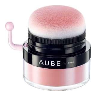 AUBE couture(オーブクチュール) ぽんぽんチーク 434ローズ