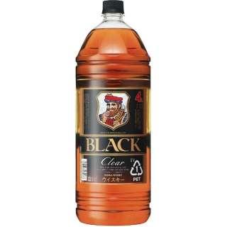 ブラックニッカ クリアブレンド ペットボトル 4000ml【ウイスキー】