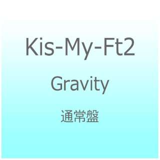 Kis-My-Ft2/Gravity 通常盤 【CD】