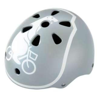 幼児用ヘルメット bikkeキッズヘルメット(ブルーグレー/46~52cm) CHBH4652
