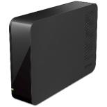 HD-LC4.0U3-BKE 外付けHDD ブラック [据え置き型 /4TB]