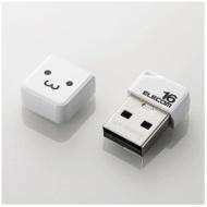 USB2.0メモリ MF-SU2BWHFシリーズ (16GB・ホワイト) MF-SU2B16GWHF