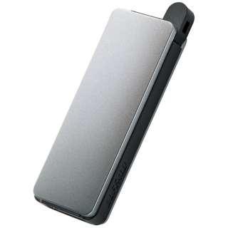 RUF3-PN32G-SV USBメモリ シルバー [32GB /USB3.0 /USB TypeA /ノック式]