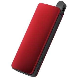 RUF3-PN32G-RD USBメモリ レッド [32GB /USB3.0 /USB TypeA /ノック式]