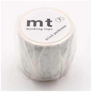 mtマスキングテープ ×ミナペルホネン tambourine grande・silver   MTMINA31