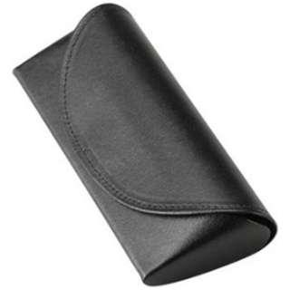 セミハード メガネケース(ブラック)2108[L]-01 BK