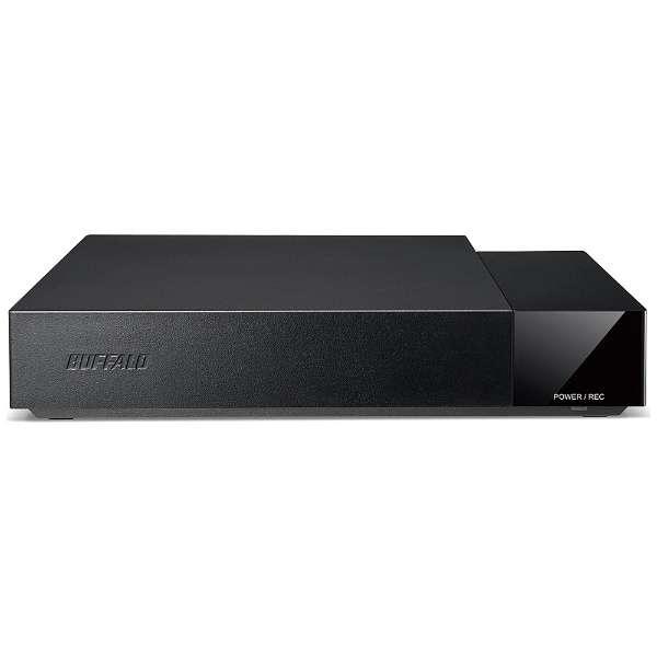 HDV-SA1.0U3/V 外付けHDD ブラック [据え置き型 /1TB]