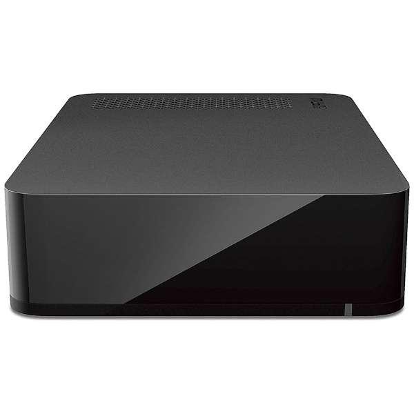 HD-LL2.0U3-BKE 外付けHDD ブラック [据え置き型 /2TB]