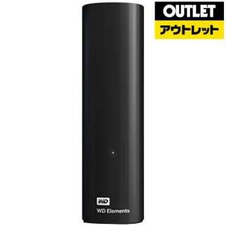【アウトレット品】 外付けハードディスク 5TB Elements Desktop USB3.0 WDBWLG0050HBKJESN 【生産完了品】