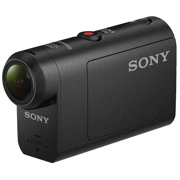 HDR-AS50 アクションカメラ [フルハイビジョン対応 /防水+防塵+耐衝撃 /電子式(アクティブイメージエリア方式、アクティブモード搭載)]