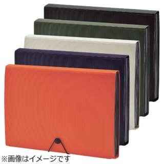 [ファイル] SMART FIT ドキュメントファイル (色:オレンジ、サイズ:A4) A-7620-4