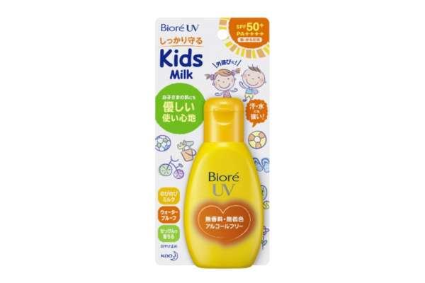 1位 ビオレ「Biore(ビオレ)UVのびのびキッズミルク」(ミルク)
