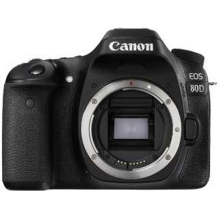 EOS 80D デジタル一眼レフカメラ [ボディ単体]