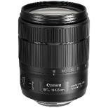 カメラレンズ EF-S18-135mm F3.5-5.6 IS USM APS-C用 ブラック [キヤノンEF /ズームレンズ]
