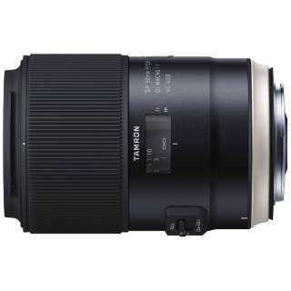 カメラレンズ SP 90mm F/2.8 Di MACRO 1:1 VC USD ブラック F017 [ニコンF /単焦点レンズ]