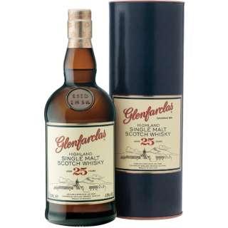 グレンファークラス 25年 700ml【ウイスキー】