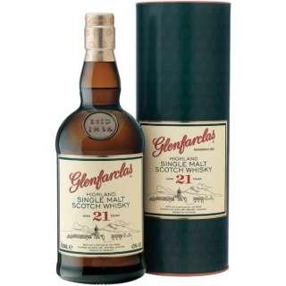 グレンファークラス 21年 700ml【ウイスキー】 [700ml]