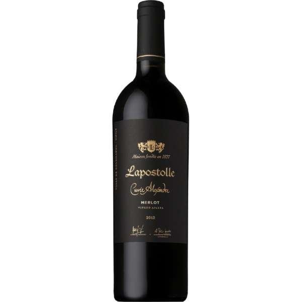 ラポストール アレクサンドル メルロー 2013 750ml【赤ワイン】