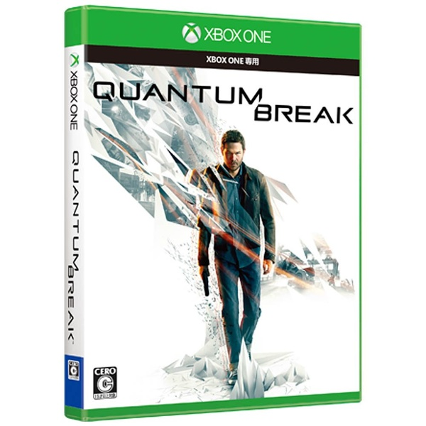 Quantum Break 製品画像