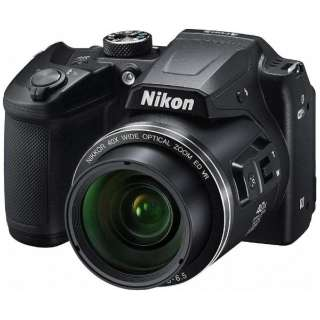 B500 コンパクトデジタルカメラ COOLPIX(クールピクス) ブラック