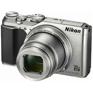 A900 コンパクトデジタルカメラ COOLPIX(クールピクス) シルバー