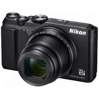 A900 コンパクトデジタルカメラ COOLPIX(クールピクス) ブラック