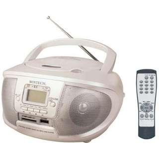 KC-152USB CDラジオ WINTECH(ウィンテック) [ワイドFM対応]
