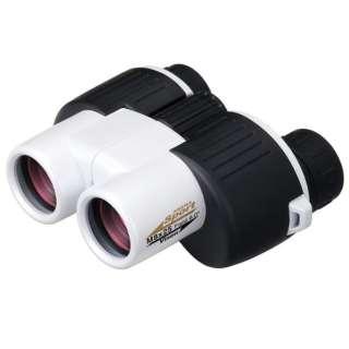 8倍双眼鏡アリーナスポーツ M8×25(ホワイト)