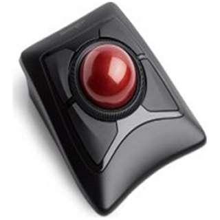 K72359JP マウス Expert Mouse ブラック [光学式 /4ボタン /Bluetooth・USB /無線(ワイヤレス)]