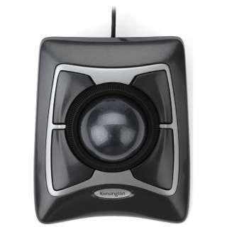 KT4325 マウス Expert Mouse ブラック [光学式 /4ボタン /USB /有線]