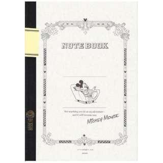 [ノート] ツバメノート 《Disney》 ミッキーマウス (B5判・7.5mm罫・30枚) TBM6040