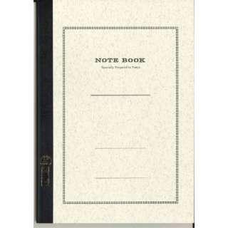 [ノート] ツバメノート ノート KB4 クリームフールス紙 (B5判・7mm罫・40枚) C3014