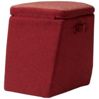 家庭用電気マッサージ器 マッサージスツール TOR(トール) レッド AX-HXT177rd