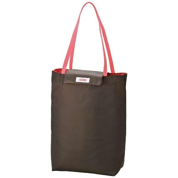 保冷ショッピングバッグ (約12L) REG-012-BW ブラウン