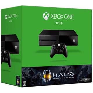 Xbox One(エックスボックスワン) 500GB(Halo:The Master Chief Collection 同梱版) [ゲーム機本体]