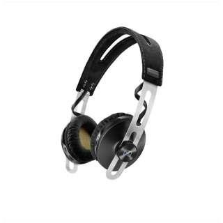 ブルートゥースヘッドホン BLACK M2OE-BT-BLACK [Bluetooth /ノイズキャンセリング対応]