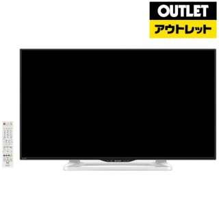 【アウトレット】 LC-40W35W 液晶テレビ AQUOS(アクオス) ホワイト系 [40V型 /フルハイビジョン /YouTube対応] 【生産完了品】