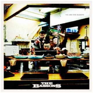 THE BASSONS/WE ARE THE BASSONS 【CD】