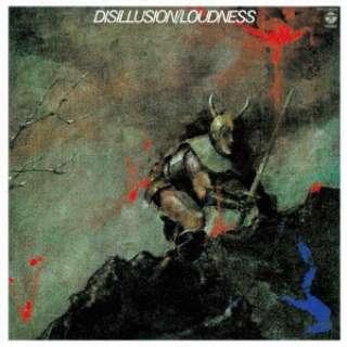 LOUDNESS/DISILLUSION~撃剣霊化~ 【CD】