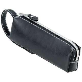 MOSSA セミハード メガネケース(ブラック)2940-01